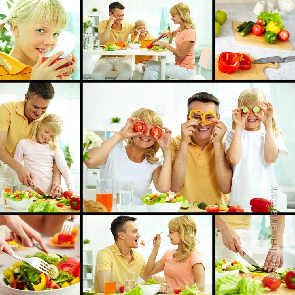 готовить дома вместе —веселее, приятнее и вкуснее