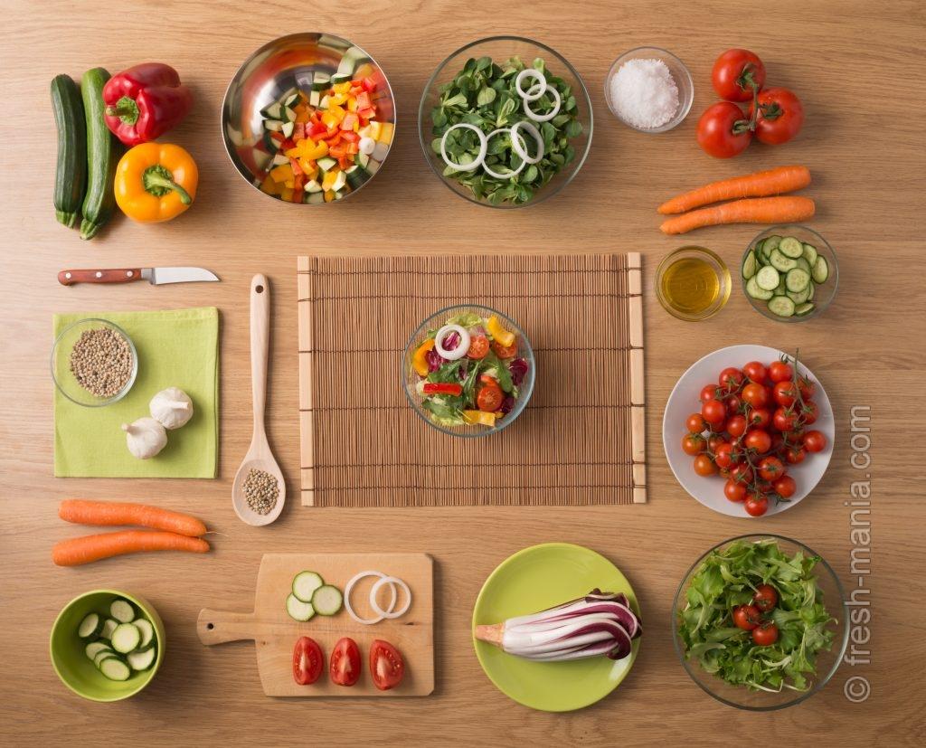 Готовить дома —всегда в курсе какого качества использовались продукты