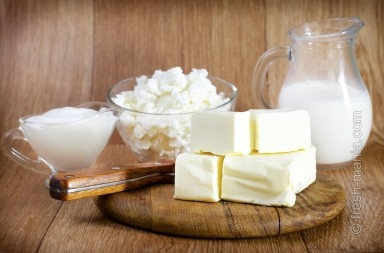 Молочные продукты - интересные факты