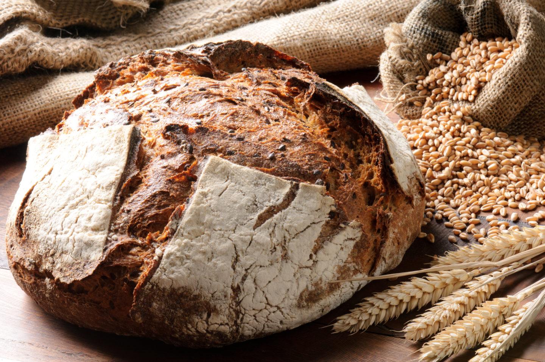 Хлеб из муки грубого помола – чем грубее, тем полезнее
