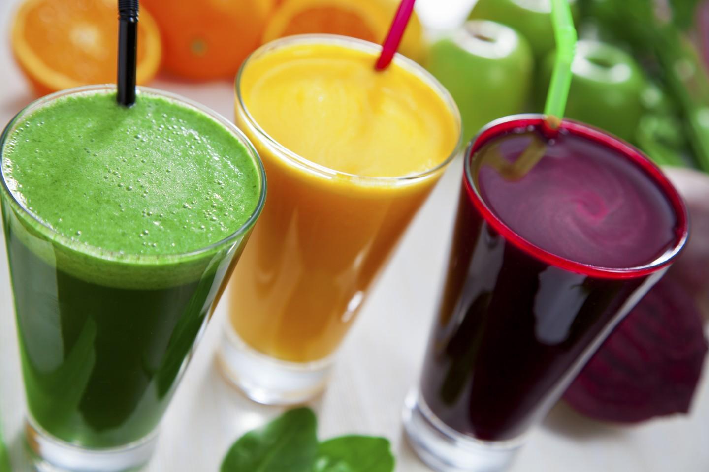 Можно ли делать полезные соки для детокс-диеты дома?