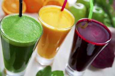 Полезные соки для детокс-диет