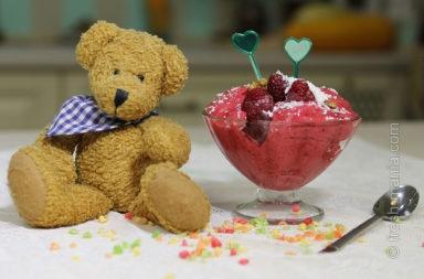 Веганское мороженое: фрукты + мороженое = фруктоженое