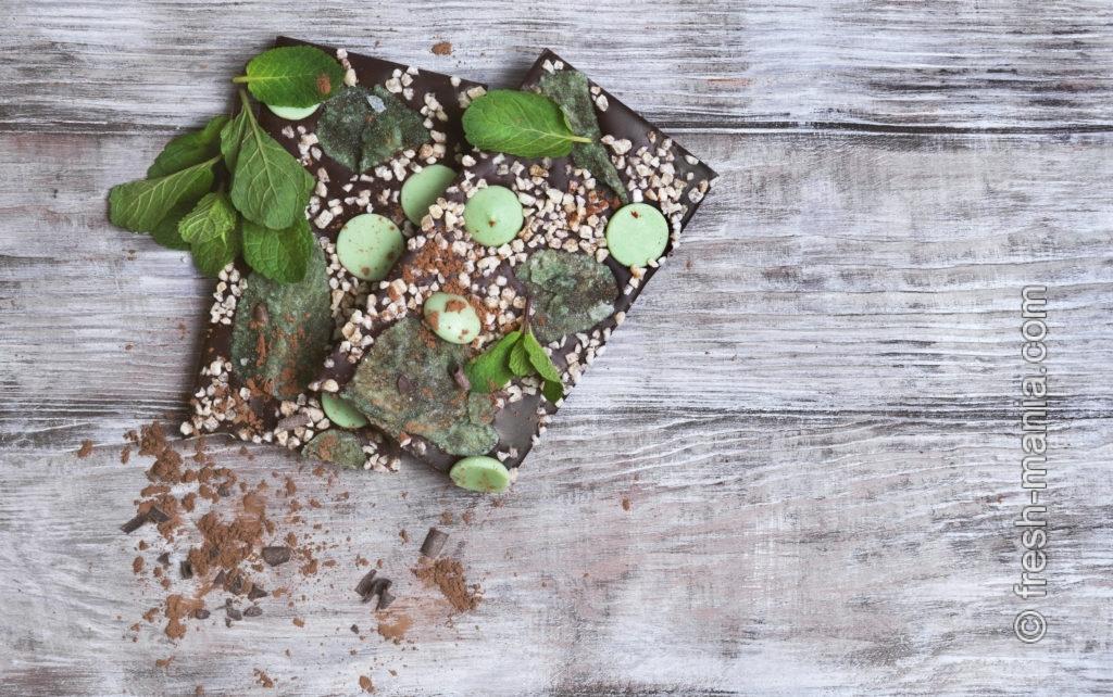 Оригинальный ингредиент пастилы – травы и листья