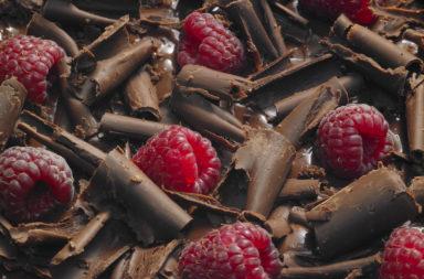 Веганский шоколад