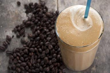 Натуральный энергетик на основе органического кофе