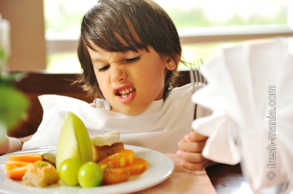 Дети не любят просто полезное, дайте им полезное и сладкое!