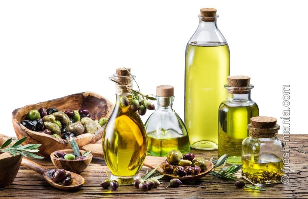 Оливковое масло усваивается почти на 100%