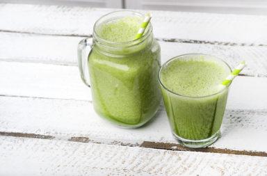 Зеленый эликсир здоровья
