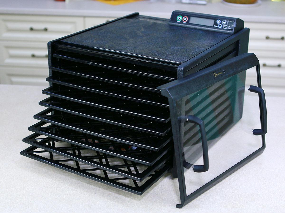 Дегидратор Экскалибур 4948 CDFB:  особенности новой модели