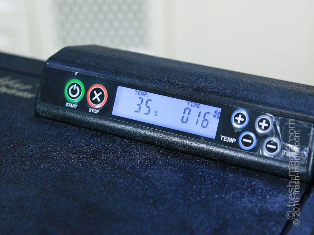 Электронное управление дегидратора Excalibur 4948 CDFB