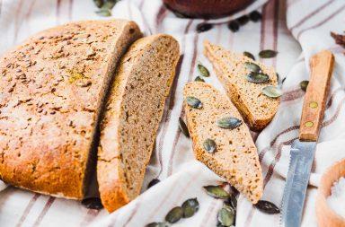 Бездрожжевой хлеб: вред и польза