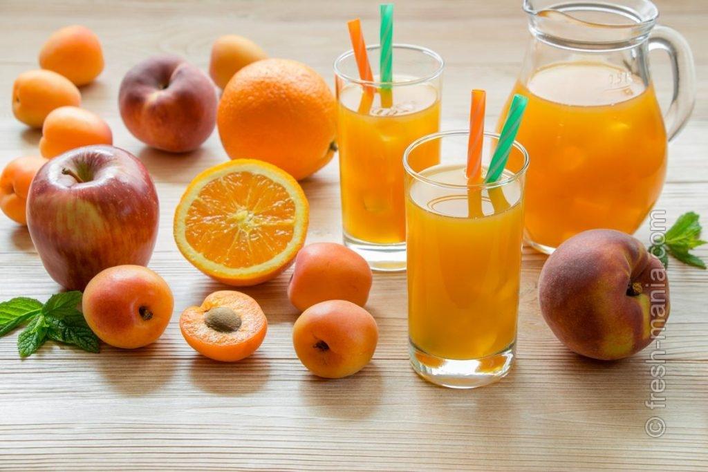 Трубочки используются с целью минимизировать влияние фруктовых кислот на эмаль