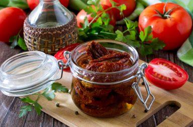 Вяленые помидоры полезны, как и свежие