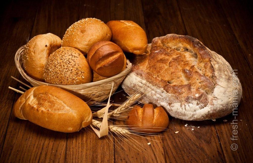 Бездрожжевой хлеб меньший по объему и более твердый