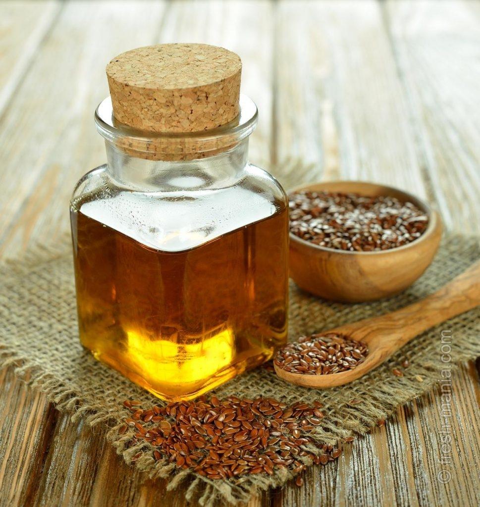 Полезных свойств льняного масла не перечесть