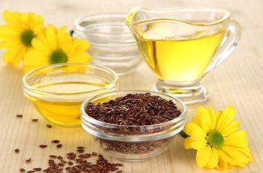 Льняное масло полезно для пищеварительной системы
