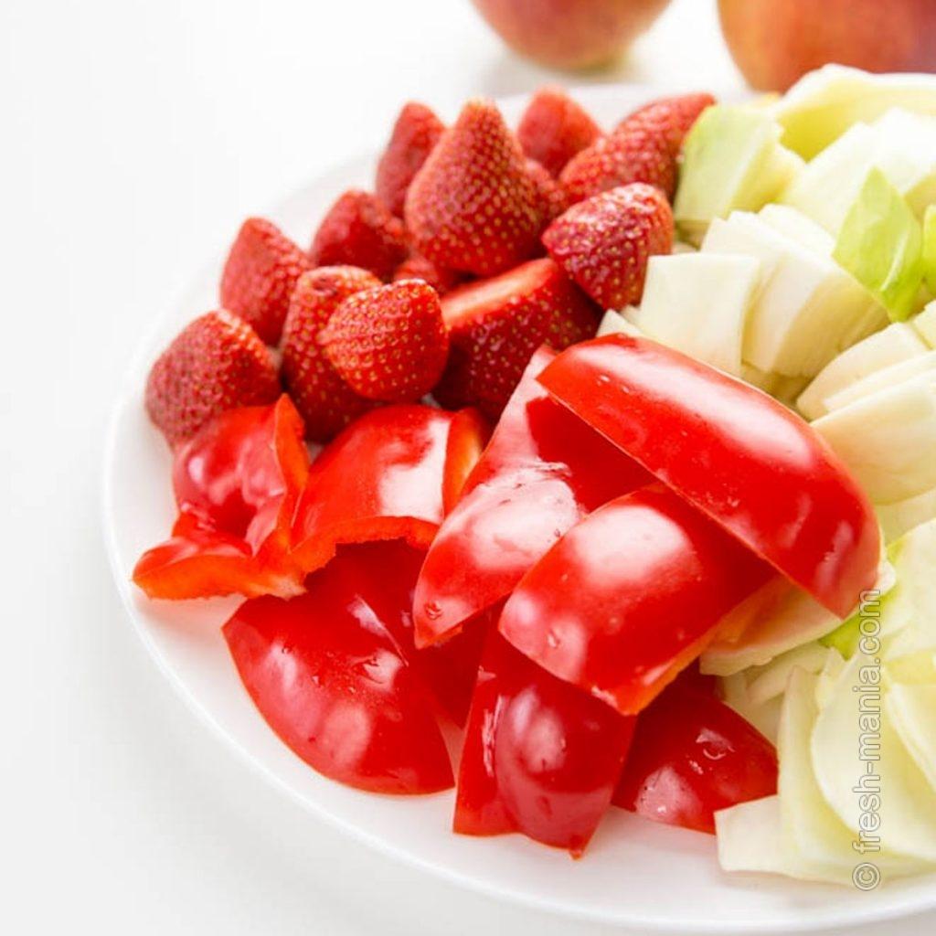 Соки из ягод замедляют процессы старения