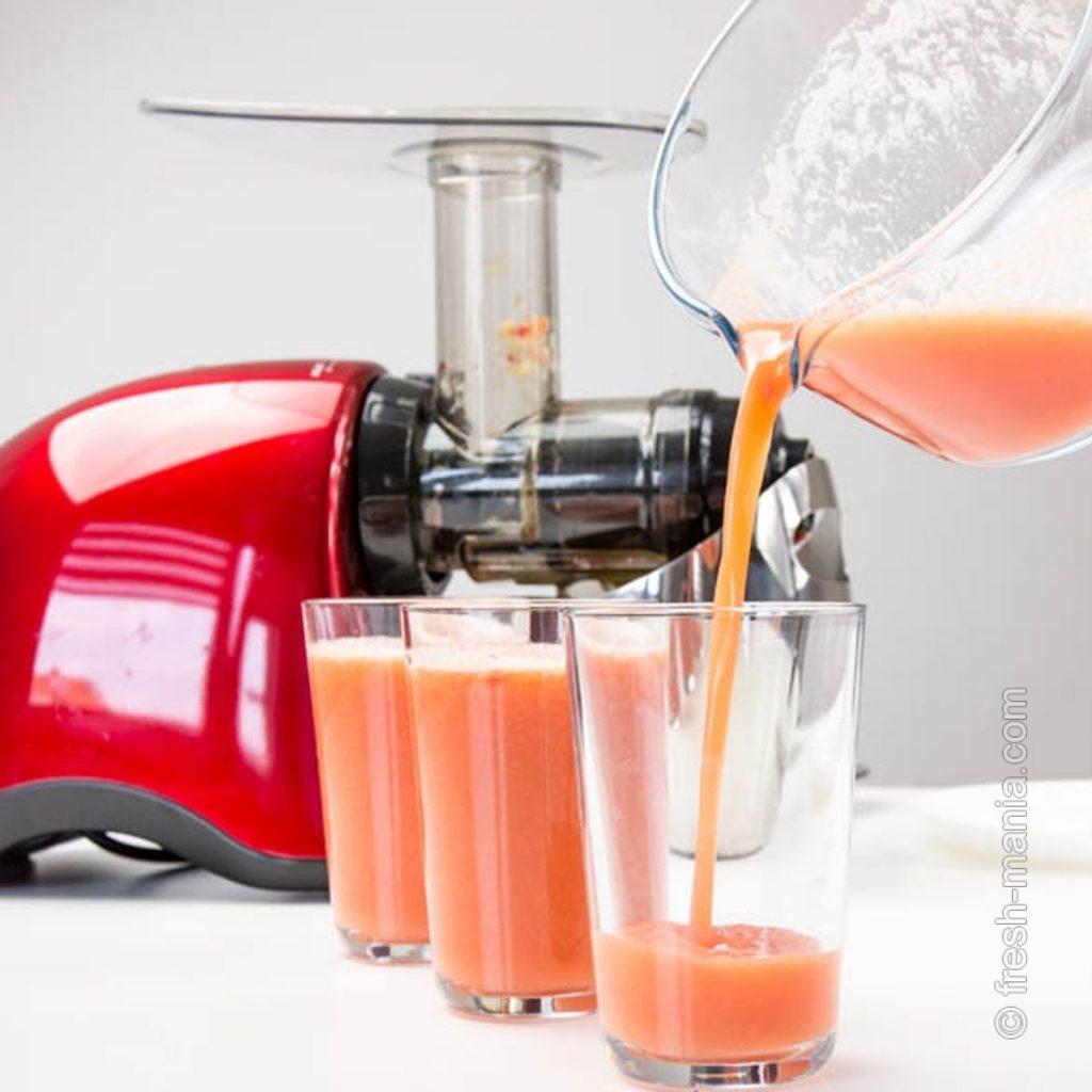 Sana 707 — идеальна для приготовления полезных соков