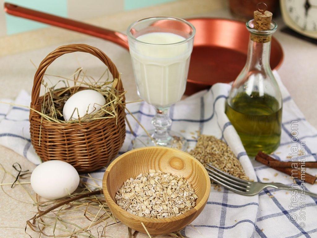 Яичница с овсянкой может стать вашим любимым завтраком