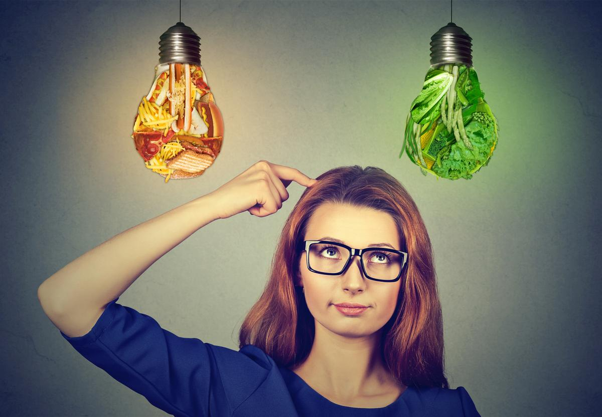Как заставить работать голову на 100%, или Питание для мозга