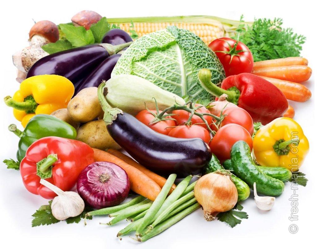 Множество продуктов обладают практически нулевой калорийностью