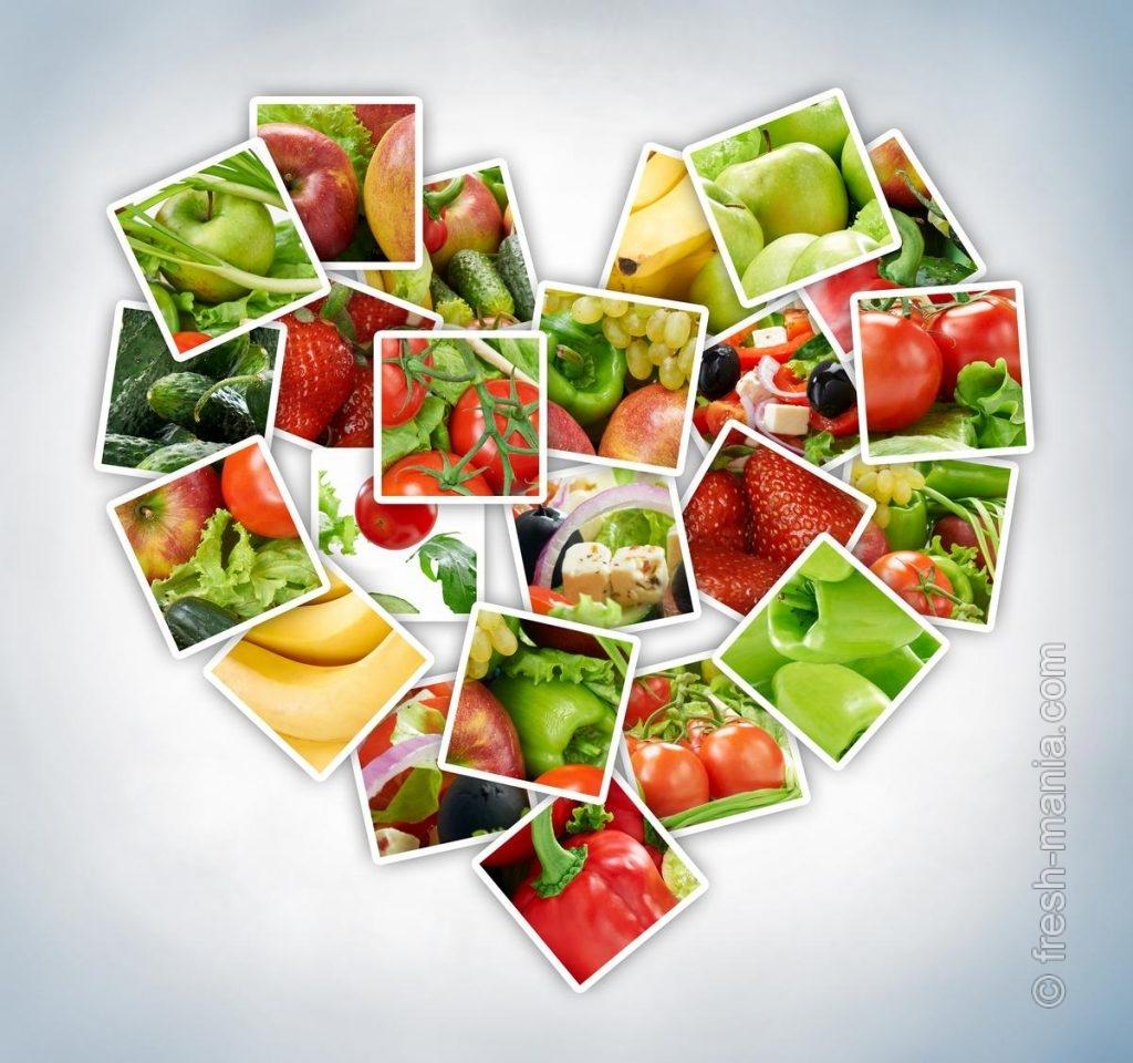 Натуральные полезные продукты – залог здоровья