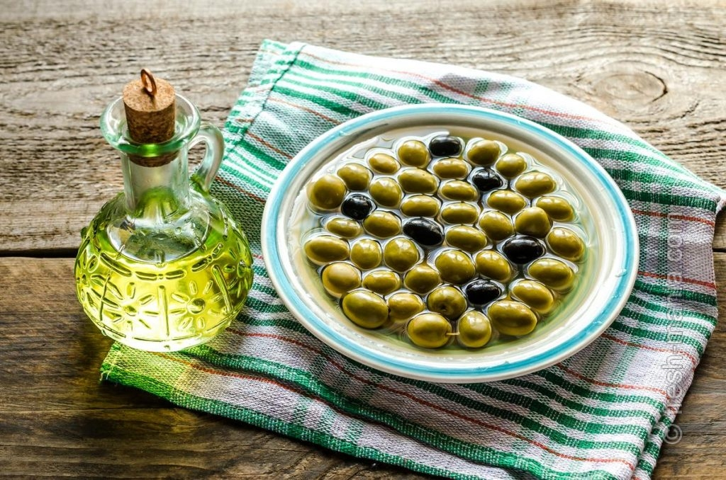 """""""Покормите"""" свой мозг также оливковым маслом"""
