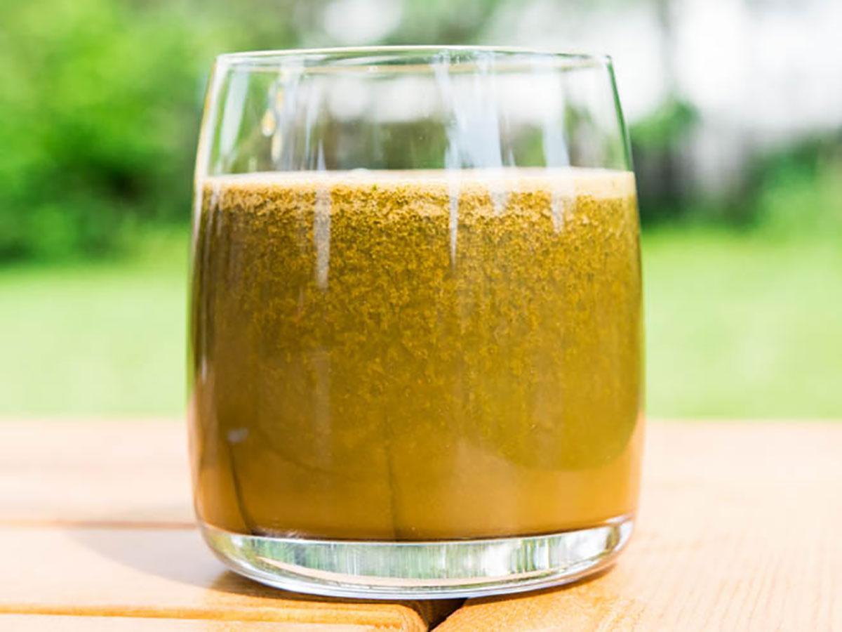 Сок из крапивы – вкусно и полезно!