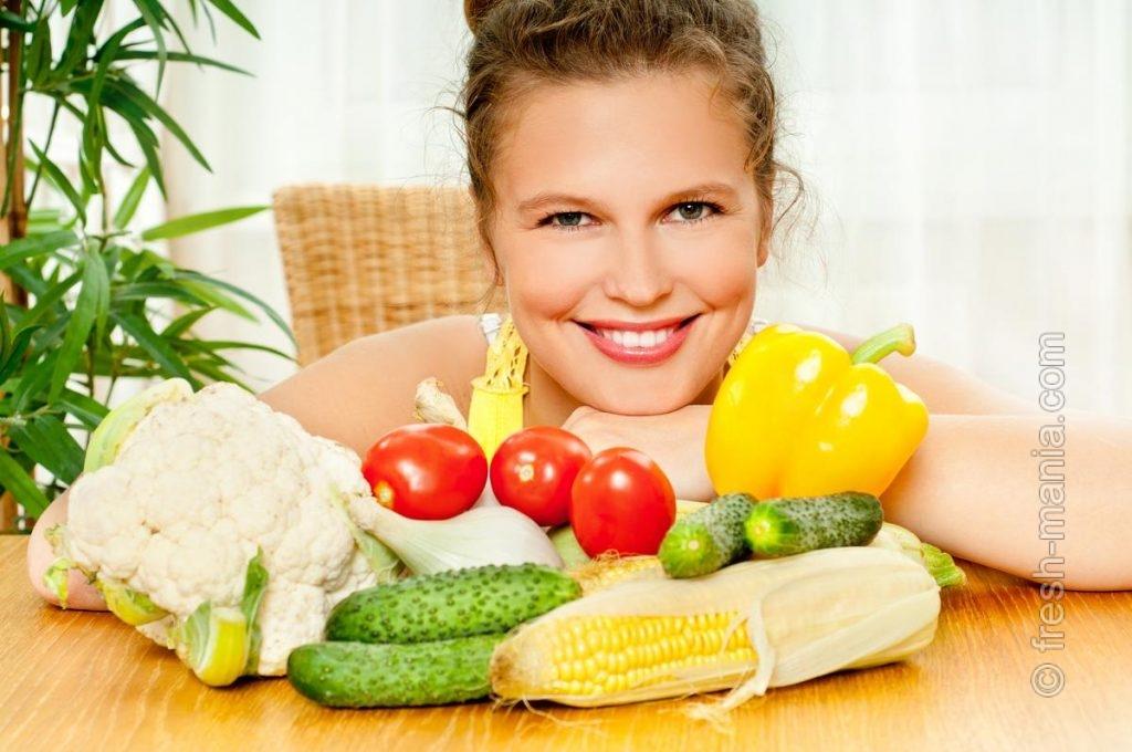 Питание и полезные привычки — залог бодрости и тонуса