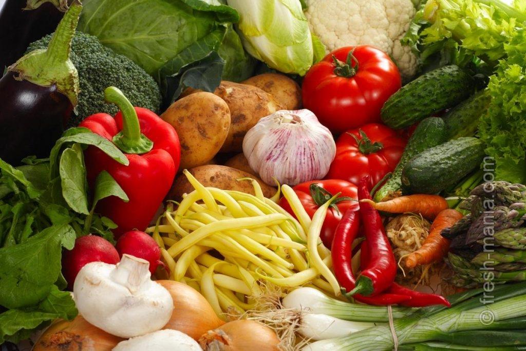 Осень – пора усиленно витаминизироваться