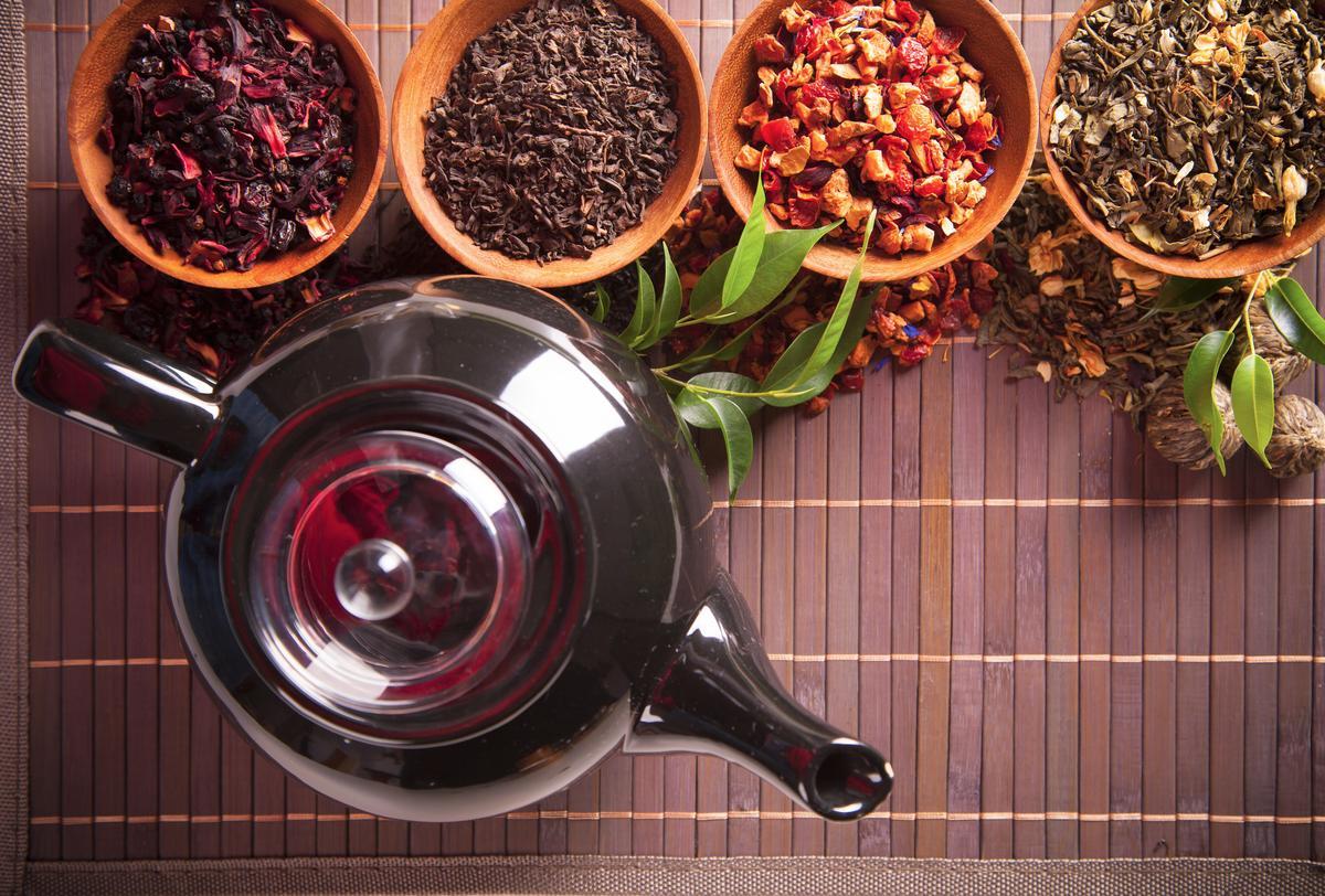 Какие травяные чаи для иммунитета пить осенью