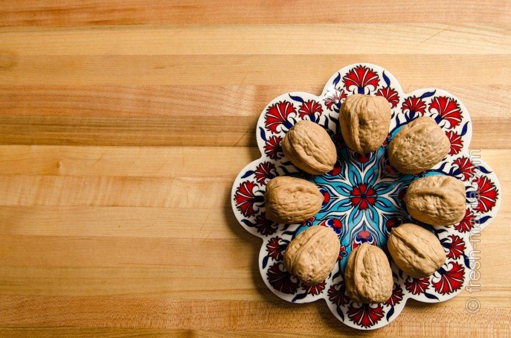 Мозг любит орешки