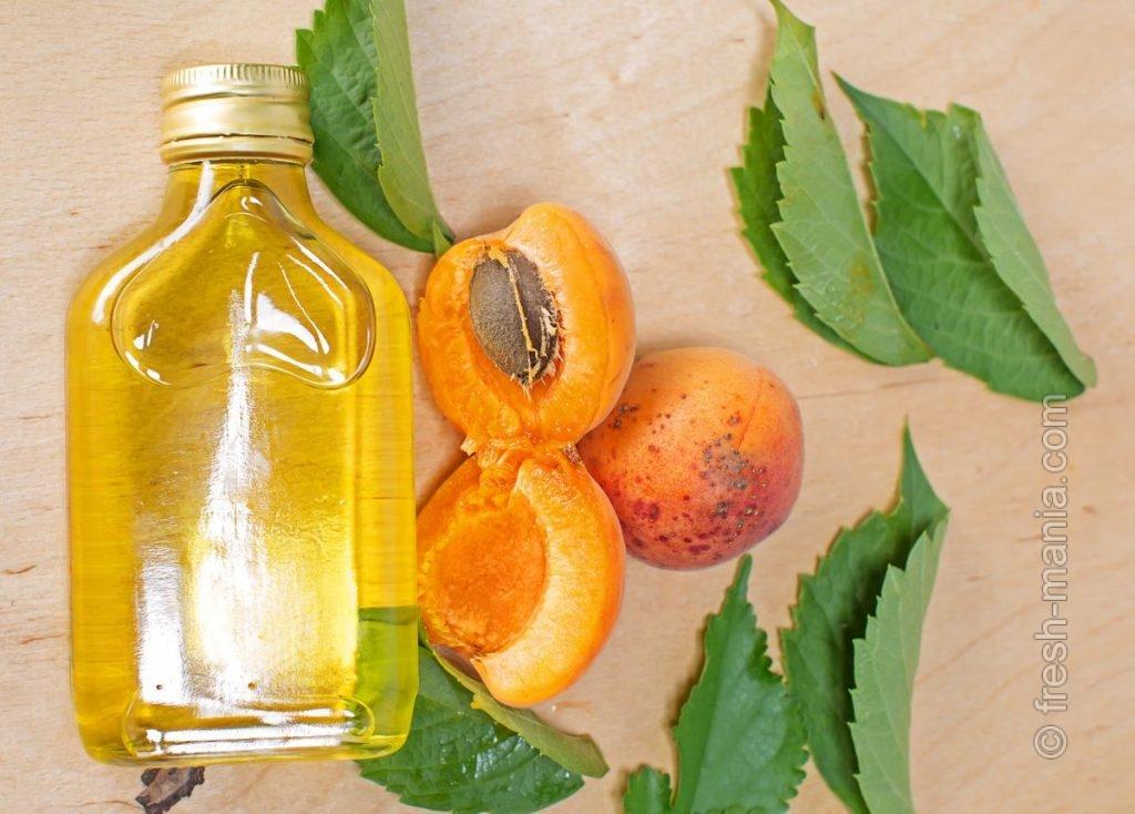 Мультиполезное масло из абрикосовых косточек
