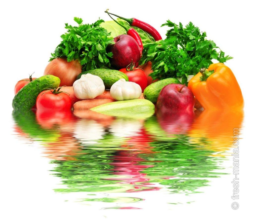 Осенью царит такое разнообразие фруктов и овощей, что диета не будет в тягость