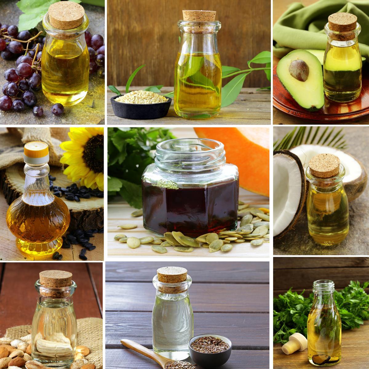 Натуральные масла: 12 суперсил для вашего здоровья