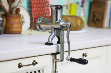 Ручная шнековая соковыжималка Manual Juicer BL-30
