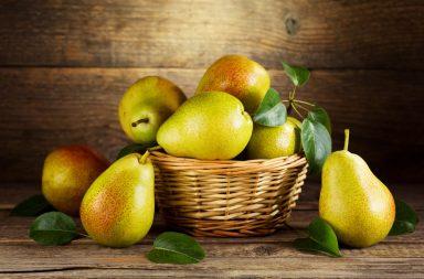 Груша – один из самых полезных осенних плодов