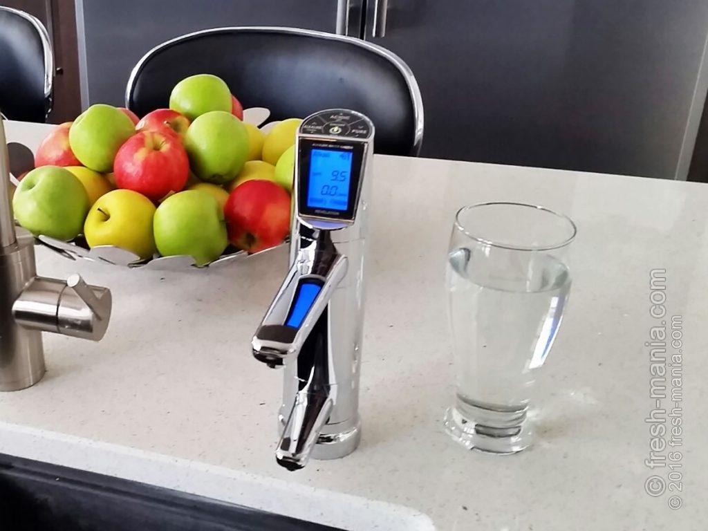 С помощью фильтров у вас всегда в доме будет очищенная питьевая вода
