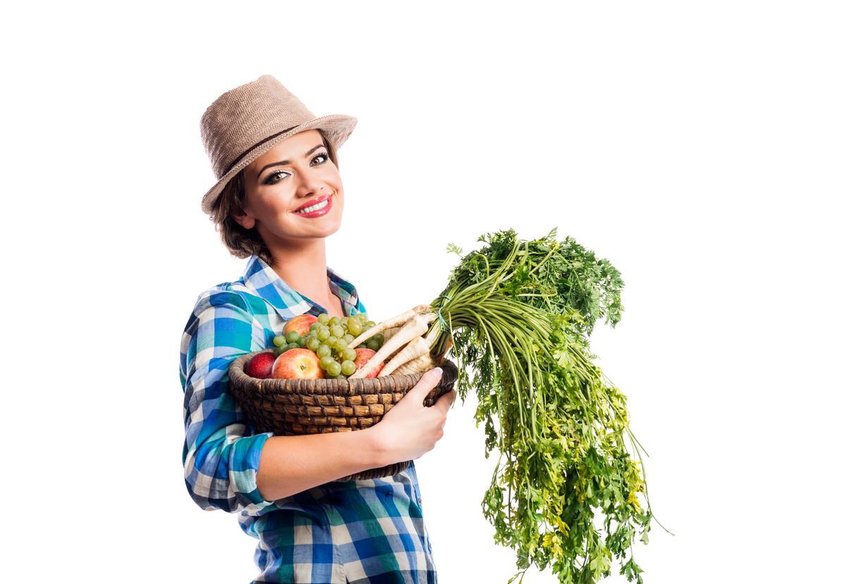 Осенние продукты, полезные для кожи и волос