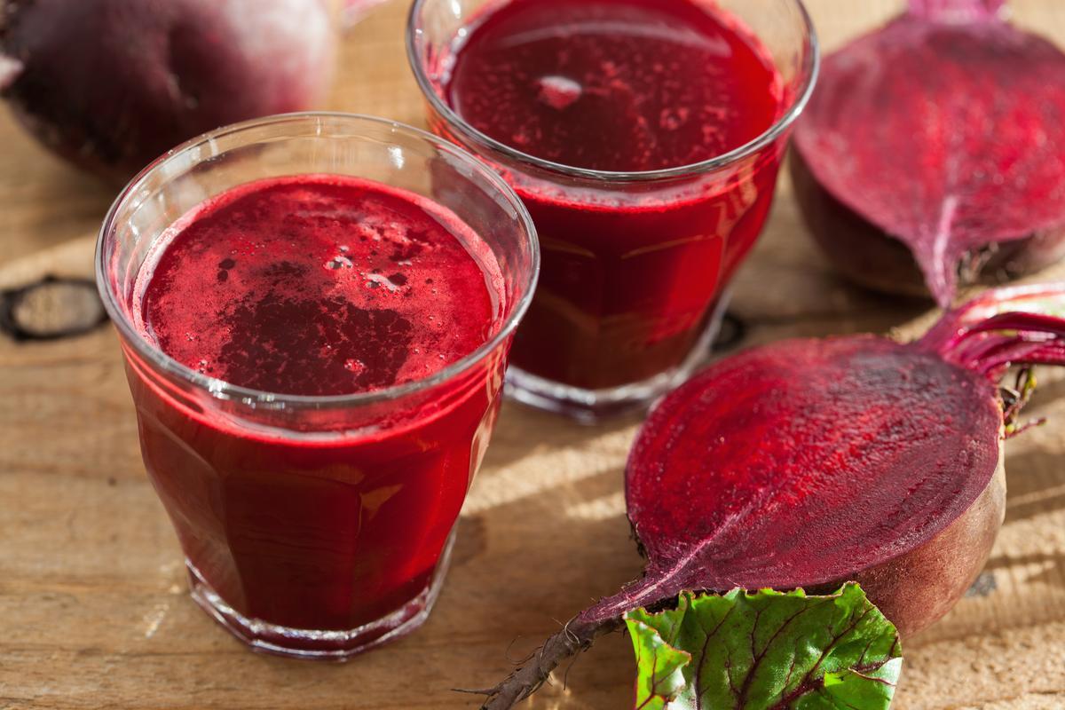 Свекольный сок – кладовая микроэлементов
