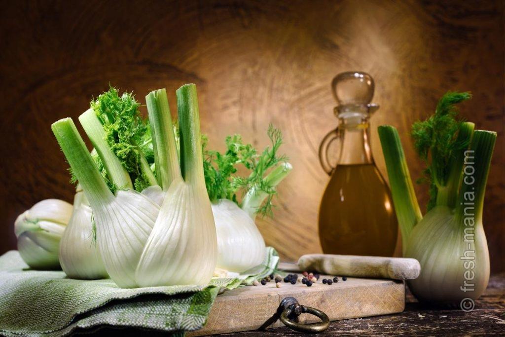 Итальянский фенхель – необычный кулинарный ингредиент