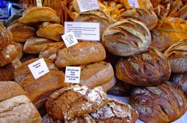 Современные хлебобулочные изделия содержат много глютена