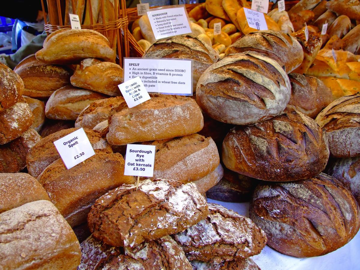 Чем вреден глютен в хлебе