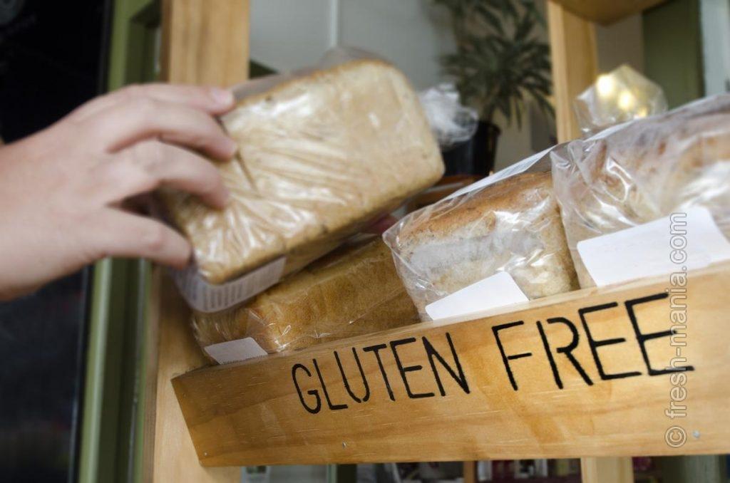 Стоит перестраховаться употреблением безглютеновой пищи