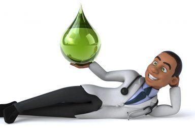 Зеленые соки вместо вакцины от гриппа