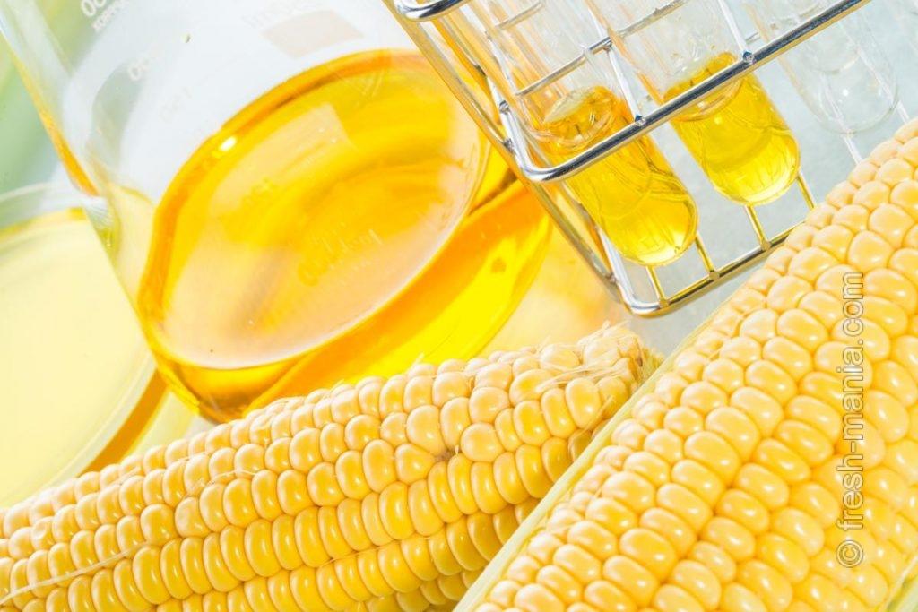 Кукурузное масло для внутреннего и внешнего здоровья