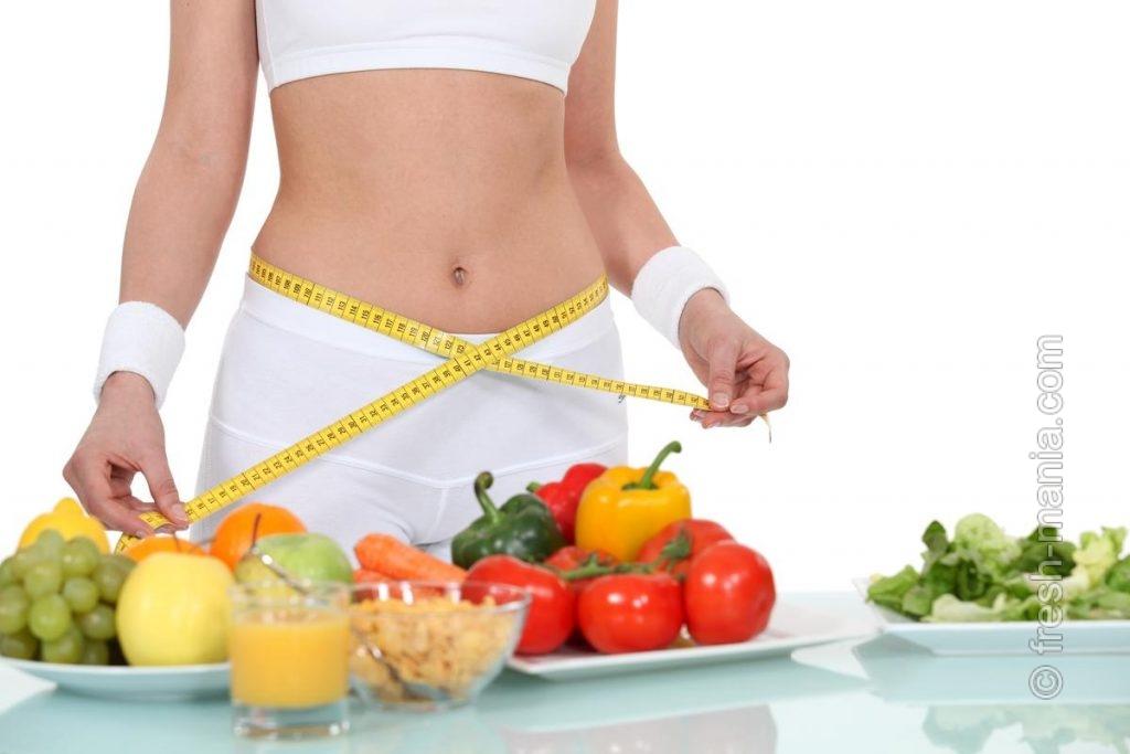 Характер и качество пищи влияют на здоровье больше всего