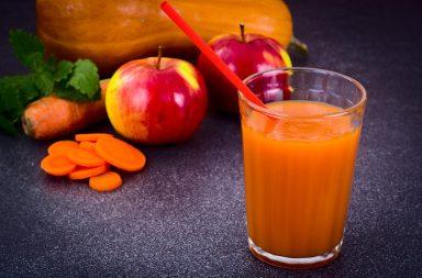 Осенний рецепт сока