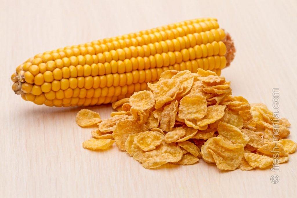 Кукурузные хлопья – любимчики многих